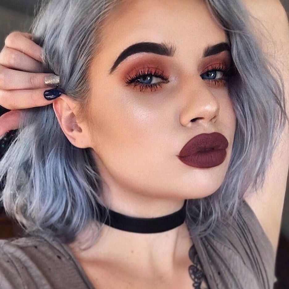 Grunge Makeup Ideas You Want
