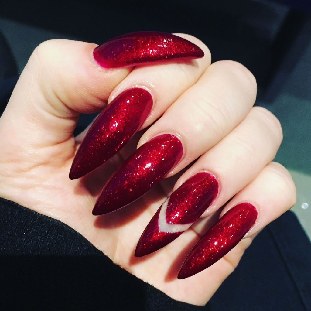 Red Nail Trends Ideas