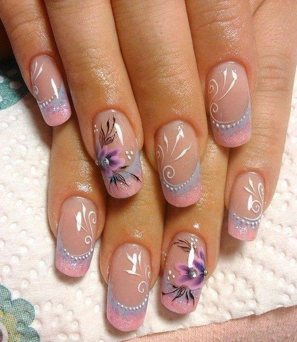 Gorgeous Nail Designs Ideas In Summer For Women